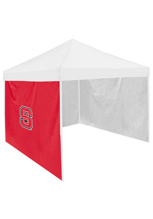 NC State Wolfpack Red 9x9 Team Logo Tent Side Panel