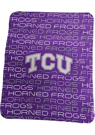 TCU Horned Frogs 50x60 Classic Fleece Blanket