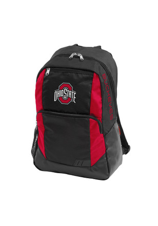Ohio State Buckeyes Red Closer Backpack