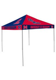 Ole Miss Rebels Checkerboard Tent