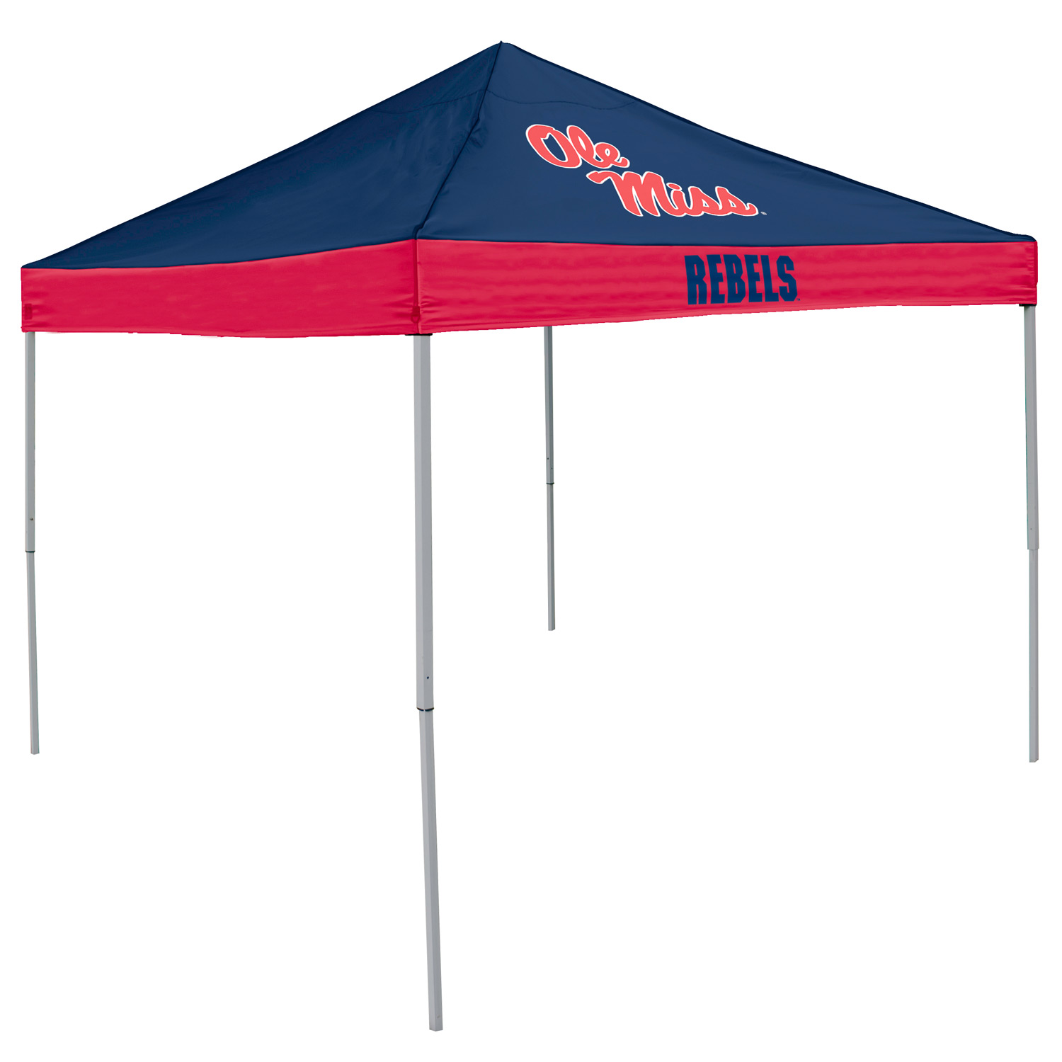 Ole Miss Rebels Economy Tent - Image 1