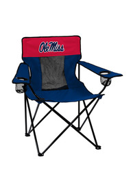 Ole Miss Rebels Elite Canvas Chair