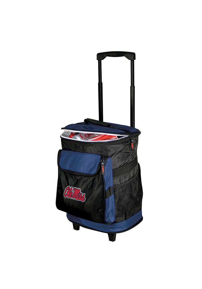 Ole Miss Rebels Rolling Cooler - Image 1