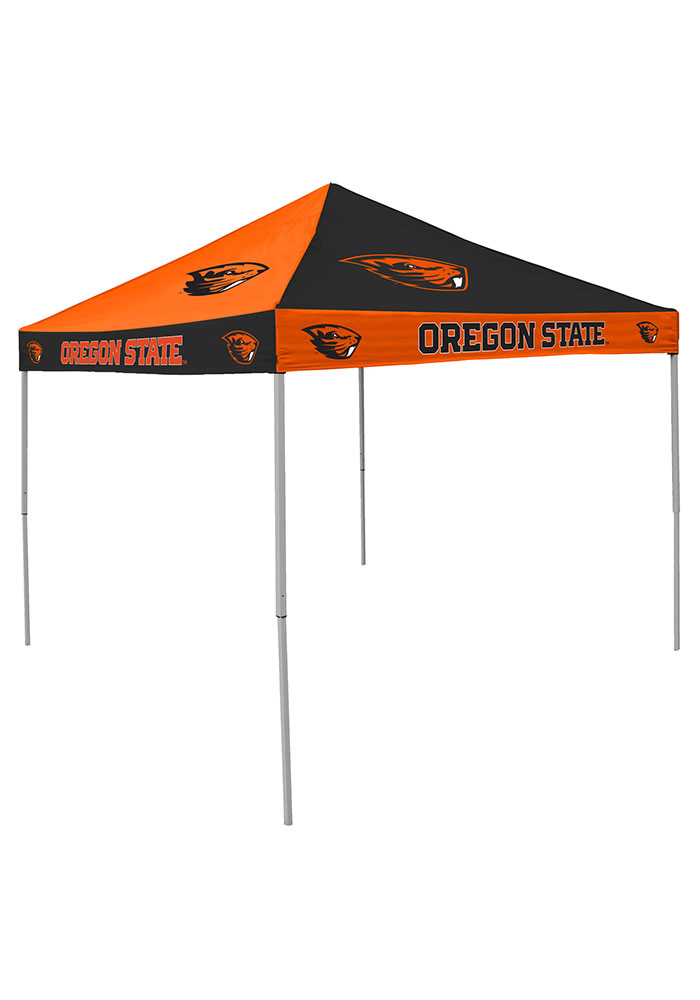 Oregon State Beavers Checkerboard Tent - Image 1