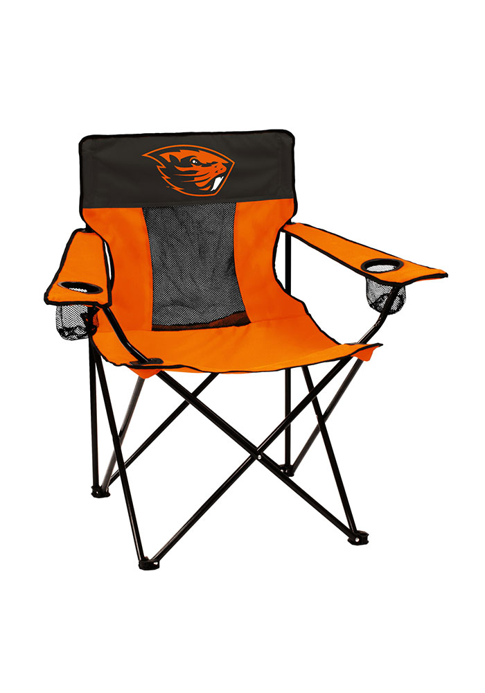 Oregon State Beavers Elite Canvas Chair - Image 1