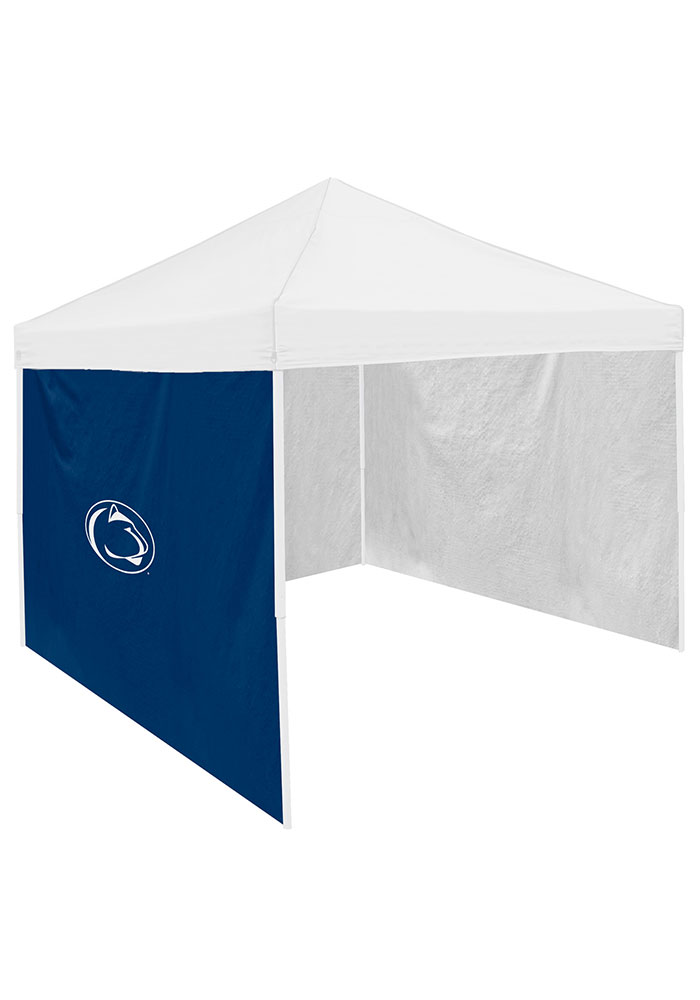 Penn State Nittany Lions Blue 9x9 Team Logo Tent Side Panel - Image 1
