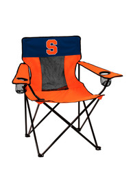 Syracuse Orange Elite Canvas Chair