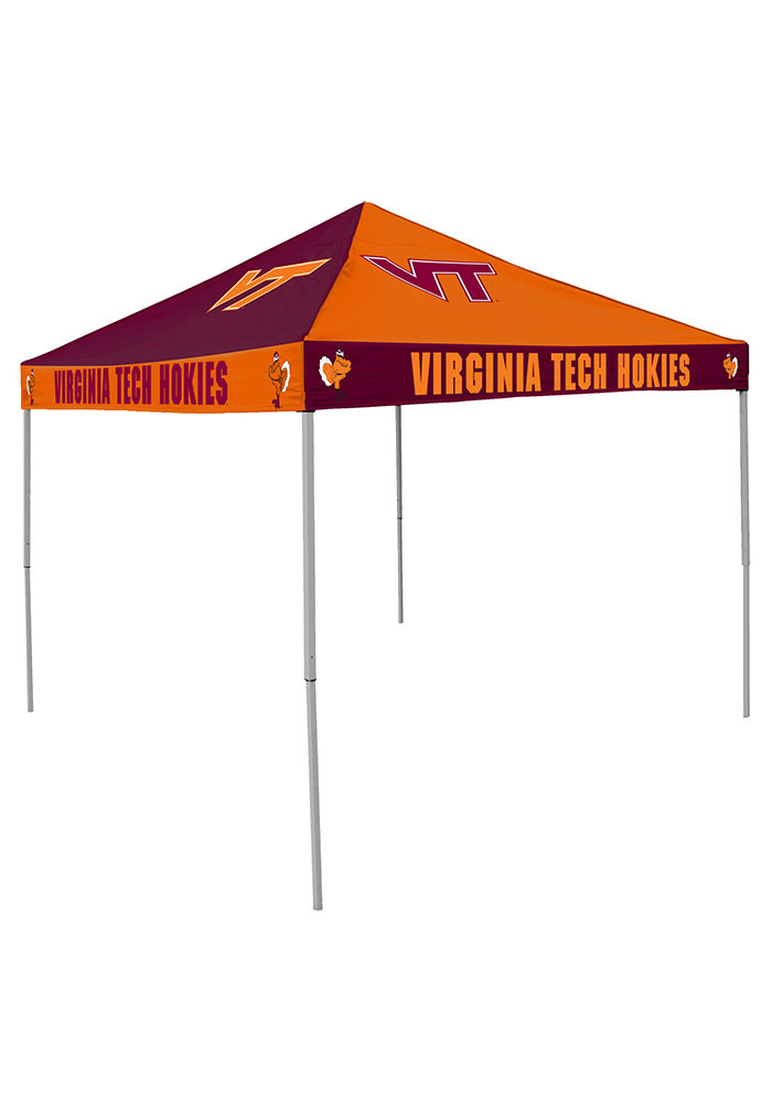 Virginia Tech Hokies Checkerboard Tent - Image 1