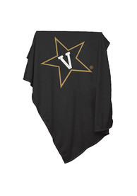 Vanderbilt Commodores Team Logo Sweatshirt Blanket