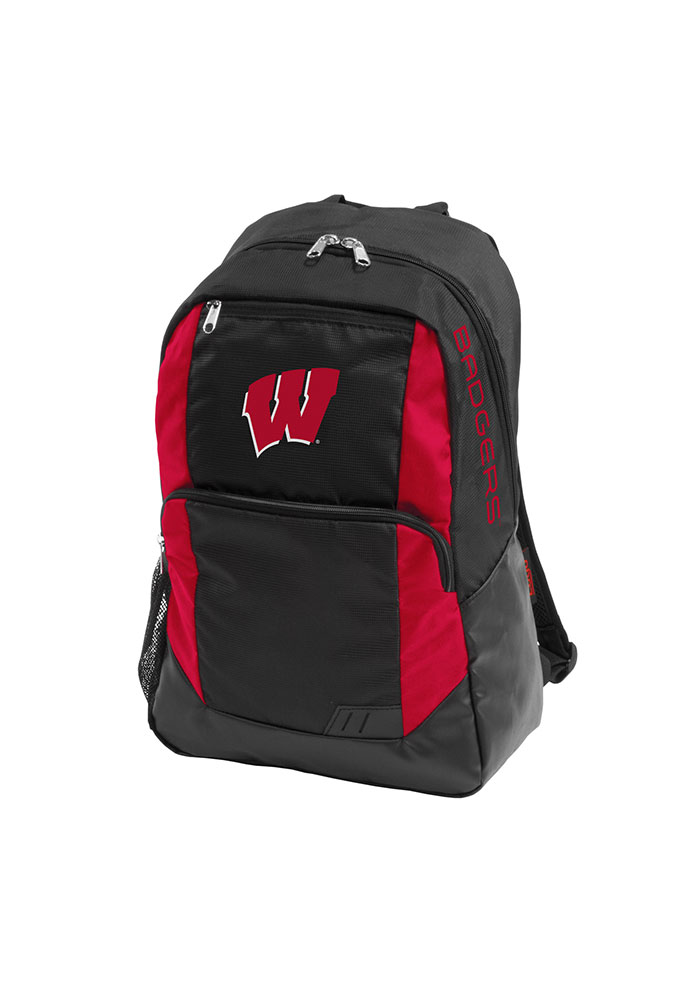 Wisconsin Badgers Red Closer Backpack - Image 1