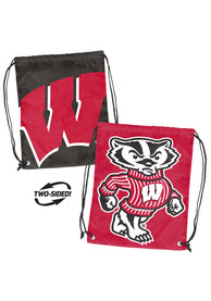Wisconsin Badgers Doubleheader String Bag