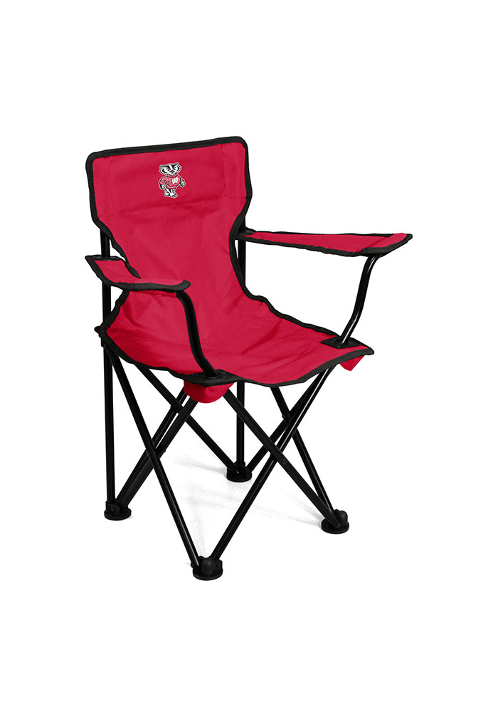 Wisconsin Badgers Tailgate Toddler Chair - Image 1