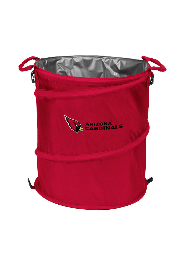 Arizona Cardinals Trashcan Cooler - Image 1