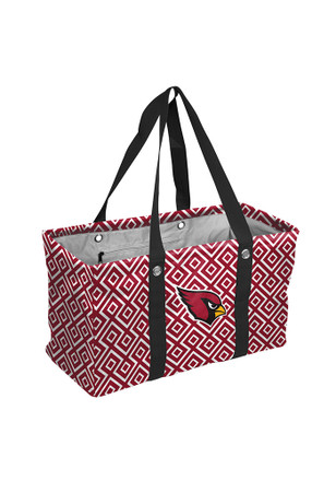 Arizona Cardinals Red Picnic Caddy Lunch Tote