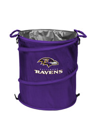 Baltimore Ravens Trashcan Cooler