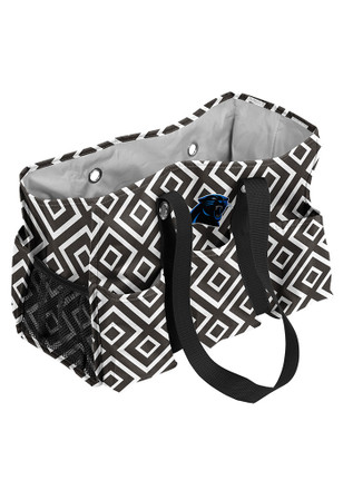 Carolina Panthers Light Blue Junior Caddy Lunch Tote