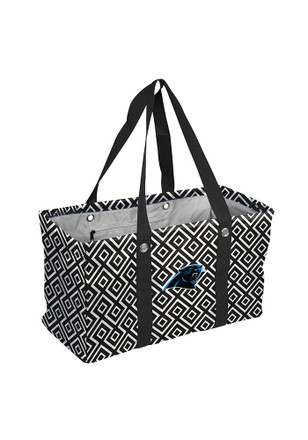Carolina Panthers Light Blue Picnic Caddy Lunch Tote