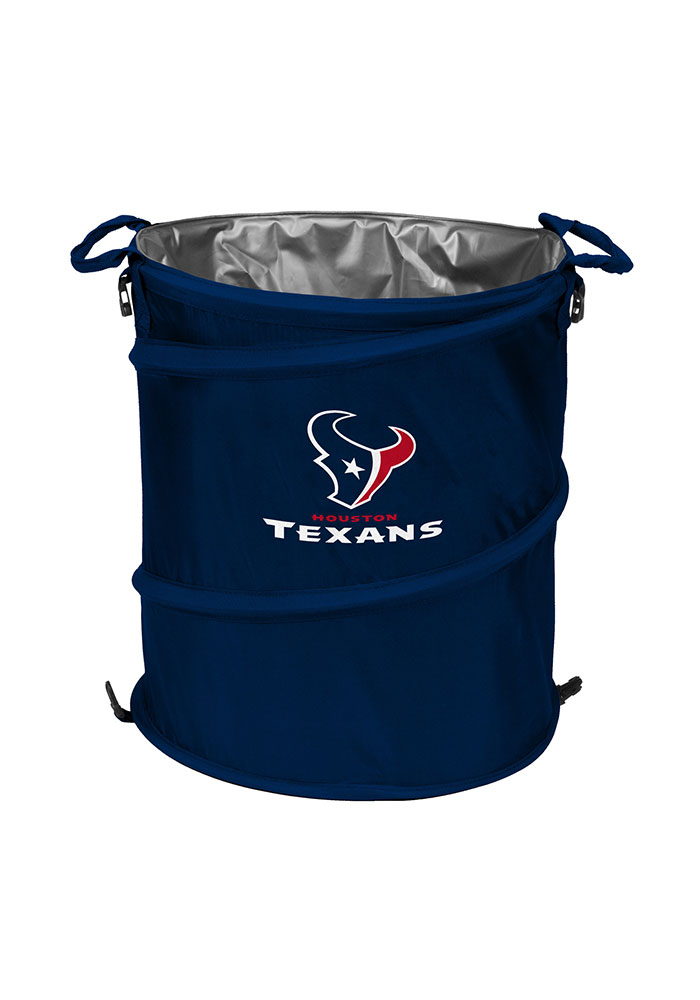 Houston Texans Trashcan Cooler - Image 1