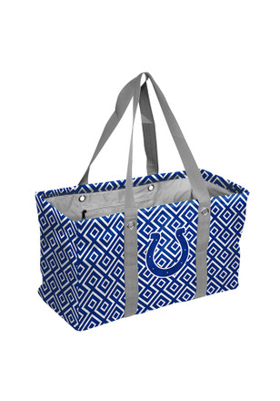 Indianapolis Colts Blue Picnic Caddy Lunch Tote