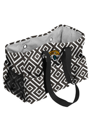 Jacksonville Jaguars Green Junior Caddy Lunch Tote
