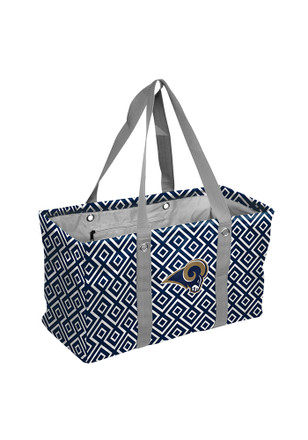 St Louis Rams Blue Picnic Caddy Lunch Tote