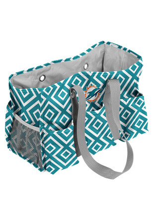 Miami Dolphins Green Junior Caddy Lunch Tote