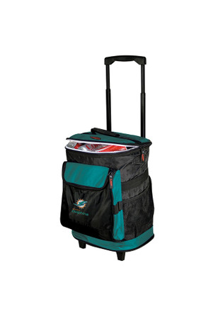 Miami Dolphins Rolling Cooler