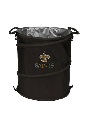 New Orleans Saints Trashcan Cooler