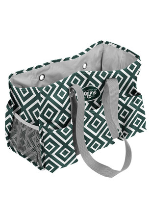 New York Jets Green Junior Caddy Lunch Tote