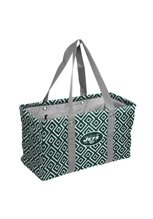 New York Jets Green Picnic Caddy Lunch Tote