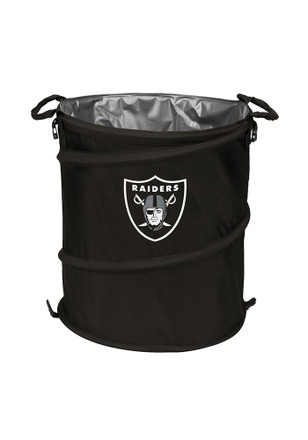 Oakland Raiders Trashcan Cooler