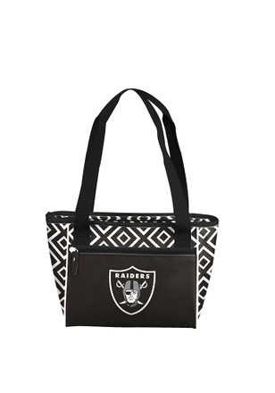 Oakland Raiders 16 Can Cooler