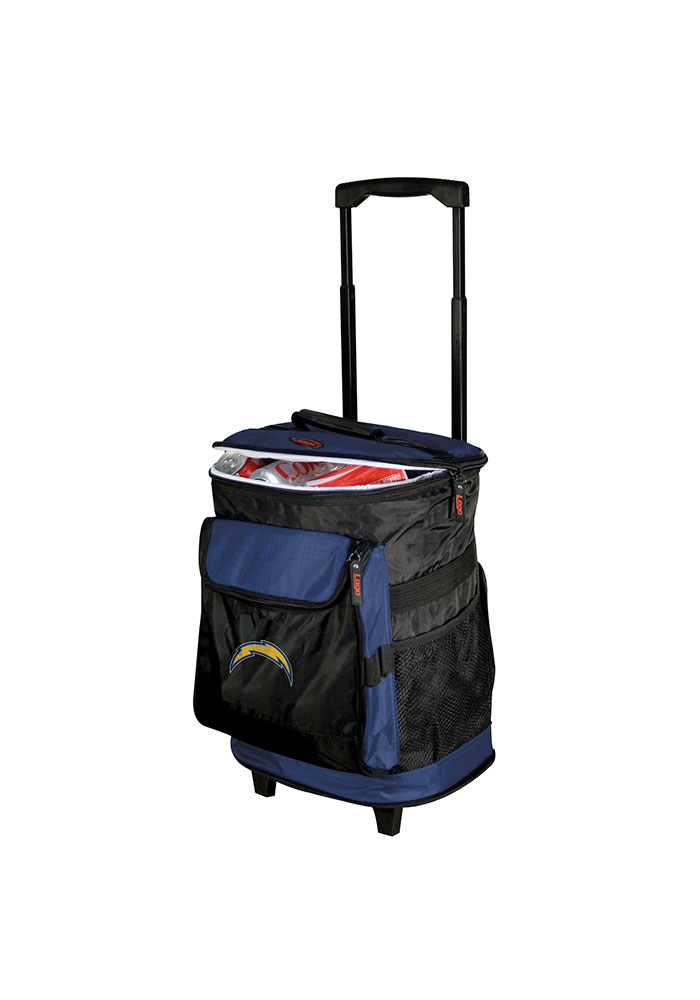 Los Angeles Chargers Rolling Cooler - Image 1