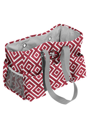 San Francisco 49ers Maroon Junior Caddy Lunch Tote