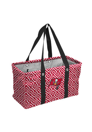 Tampa Bay Buccaneers Maroon Picnic Caddy Lunch Tote