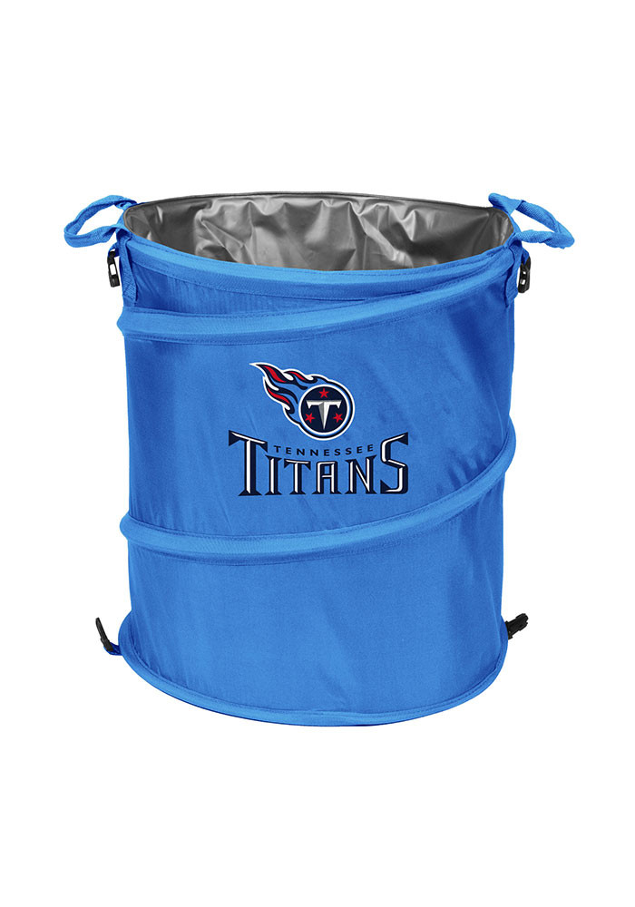Tennessee Titans Trashcan Cooler - Image 1