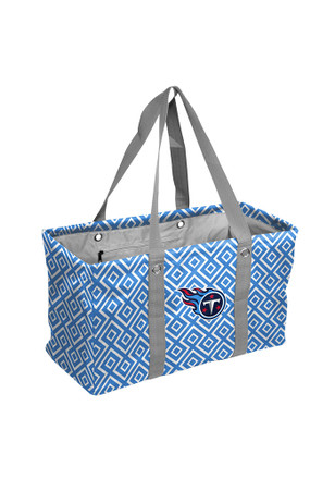 Tennessee Titans Blue Picnic Caddy Lunch Tote