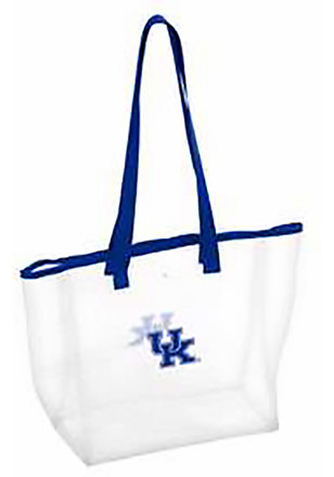 Kentucky Wildcats White Stadium Approved Clear Bag
