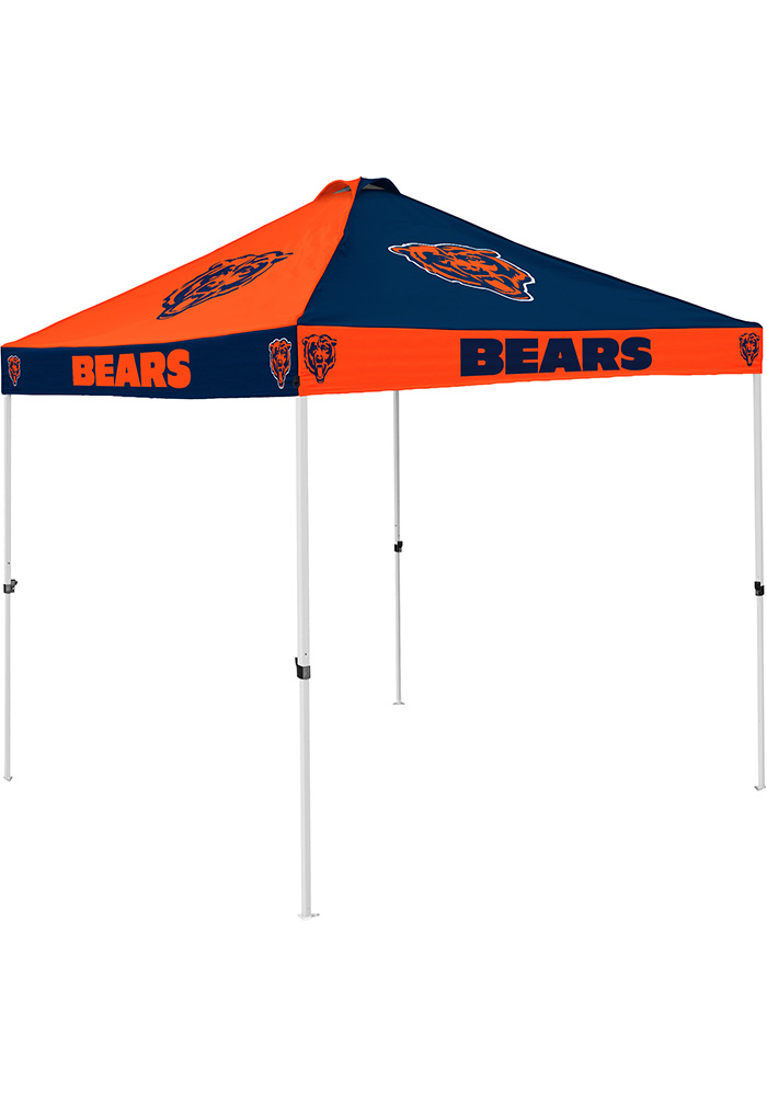 Chicago Bears Checkerboard Tent - Image 1