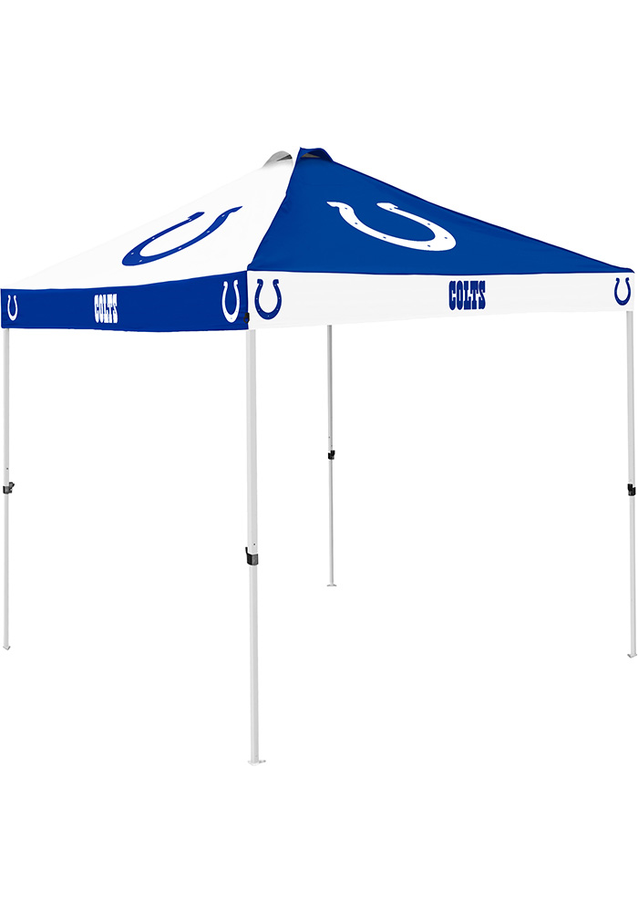 Indianapolis Colts Checkerboard Tent - Image 1