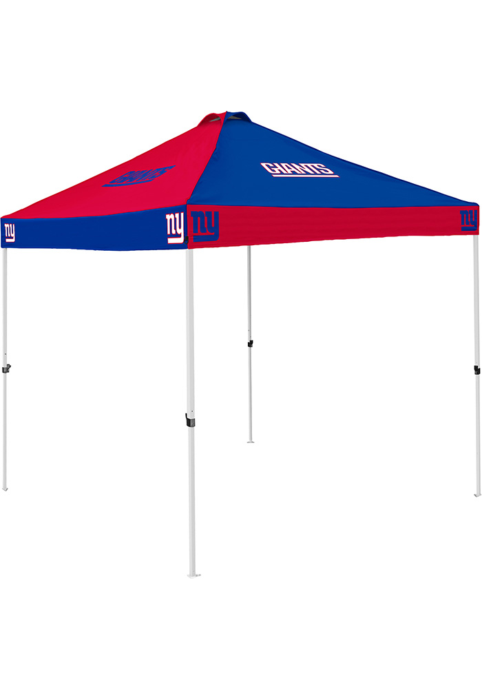 New York Giants Checkerboard Tent - Image 1