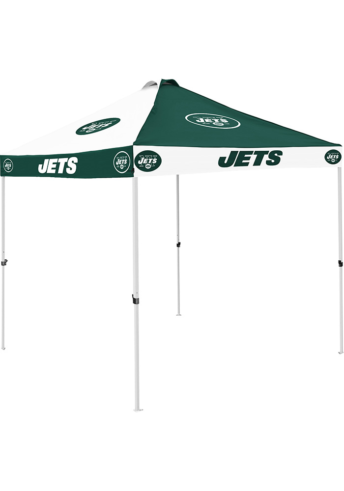 New York Jets Checkerboard Tent - Image 1
