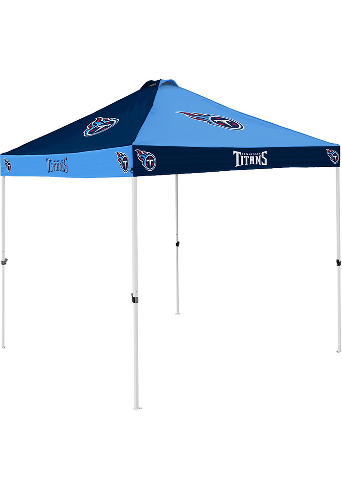 Tennessee Titans Checkerboard Tent - Image 1
