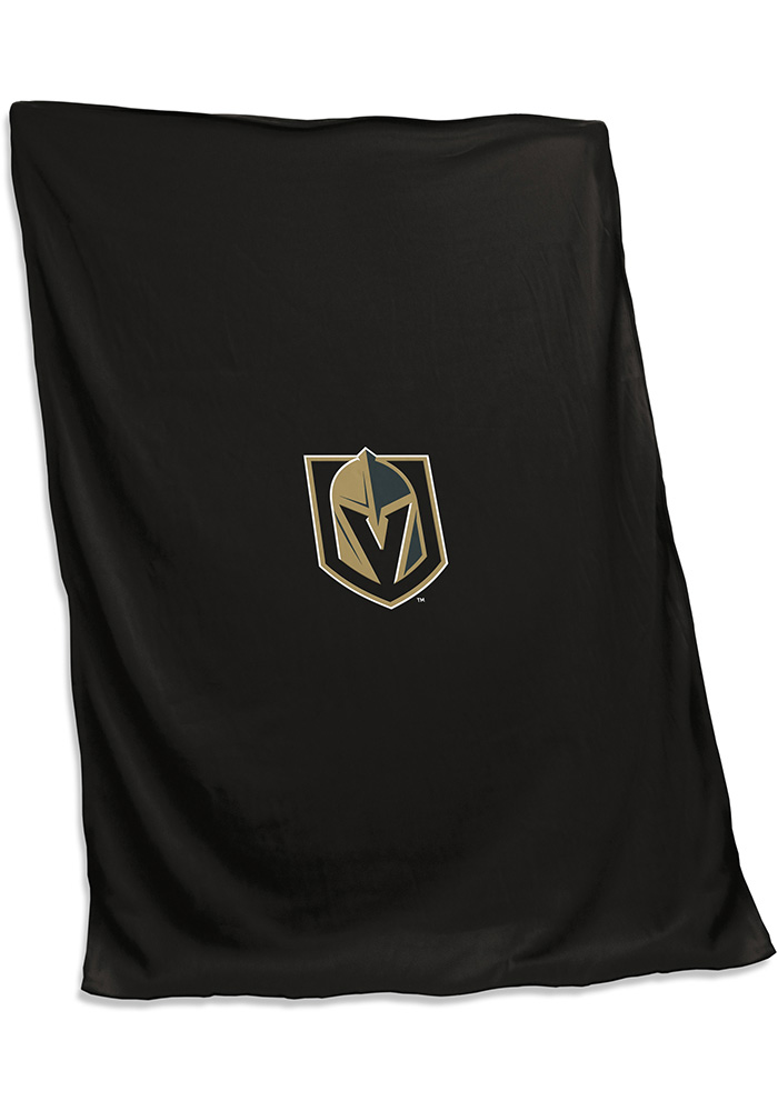 Vegas Golden Knights Embroidered Team Logo Sweatshirt Blanket - Image 1