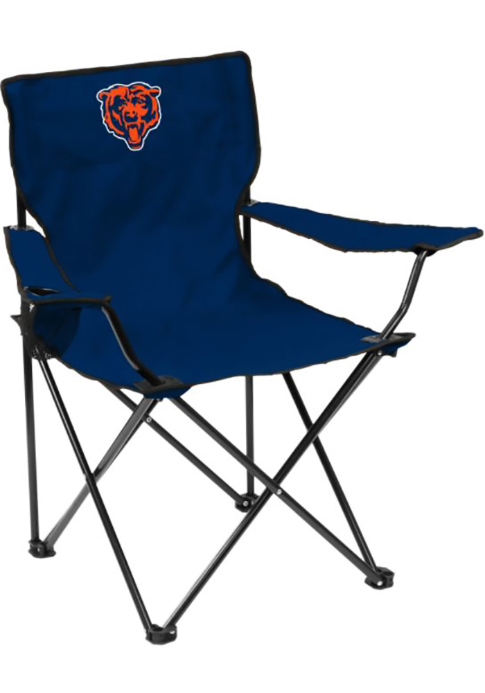 Chicago Bears Quad Canvas Chair - Image 1