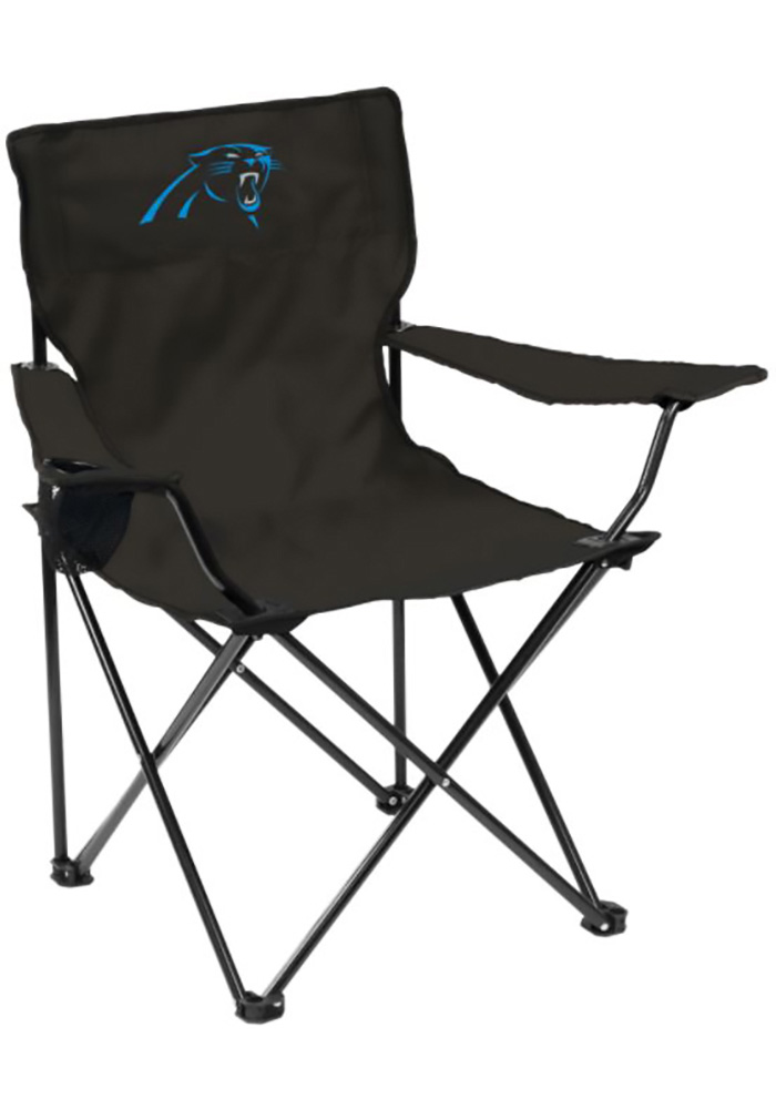 Carolina Panthers Quad Canvas Chair - Image 1