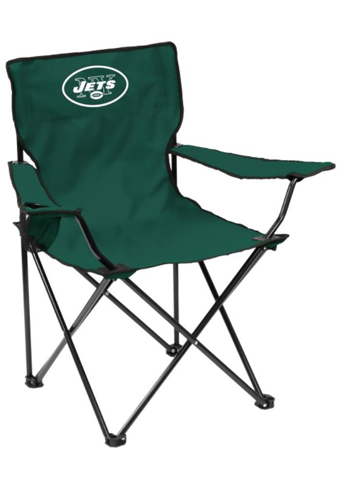 New York Jets Quad Canvas Chair - Image 1