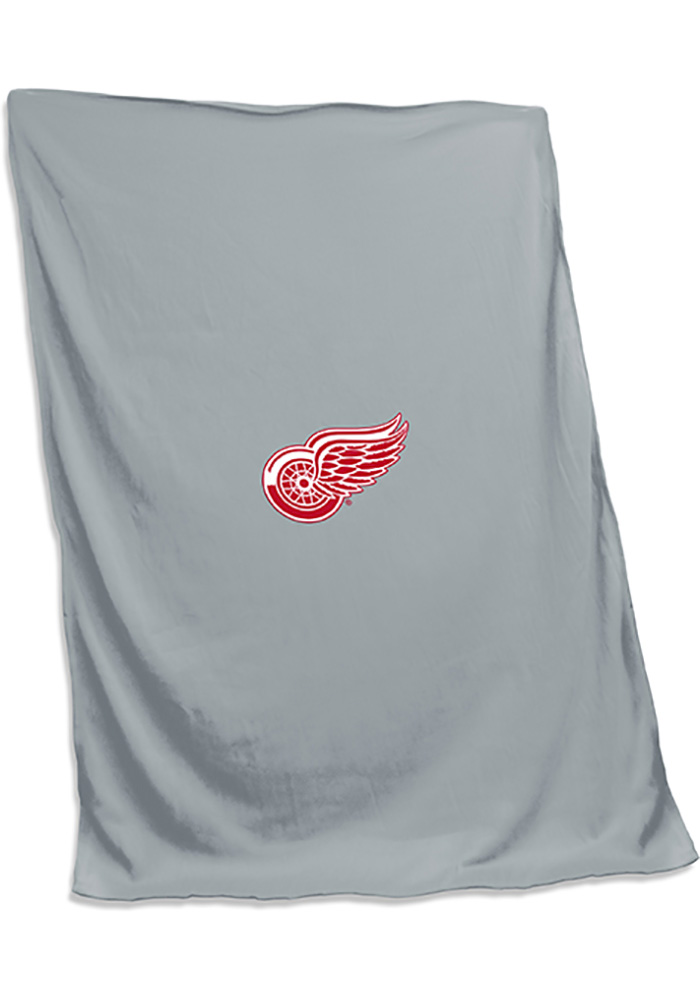 Detroit Red Wings Screened Sweatshirt Sweatshirt Blanket - Image 1