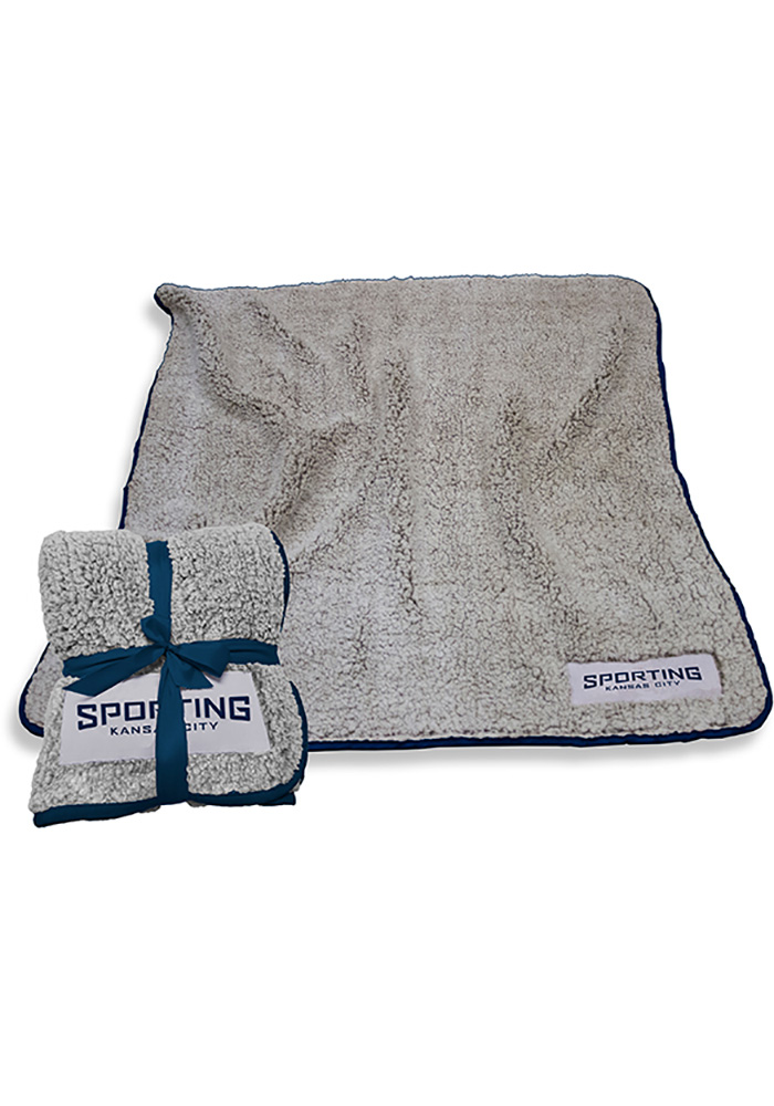 Sporting Kansas City Frosty Fleece Blanket - Image 1