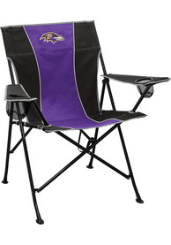 Baltimore Ravens Pregame Canvas Chair